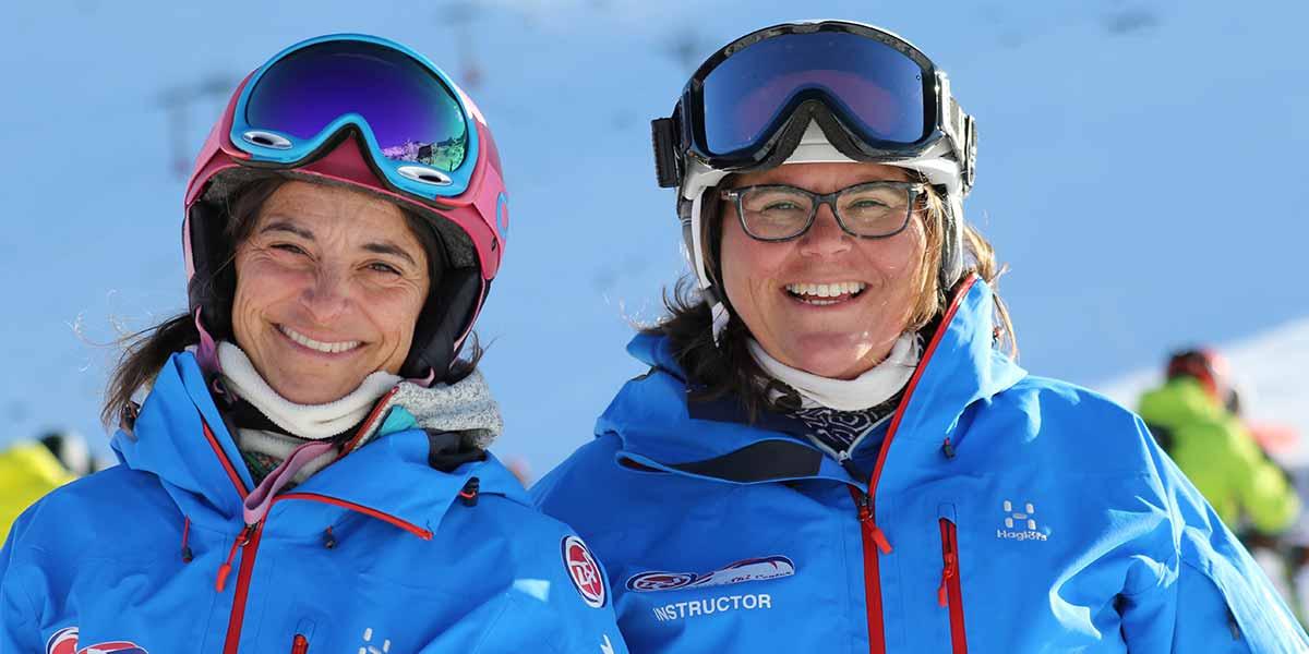 Escola de ski em Serra Nevada