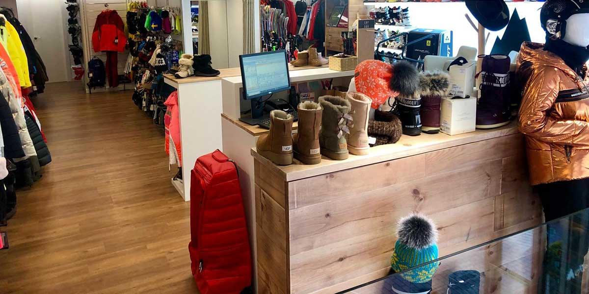 Aluguer material de ski e snowboard Serra Nevada