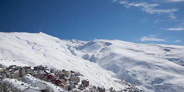 Estancia serra nevada Espanha